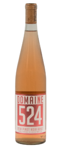 Domaine524-2018-PinotNoir-Rose-ProphetVineyard